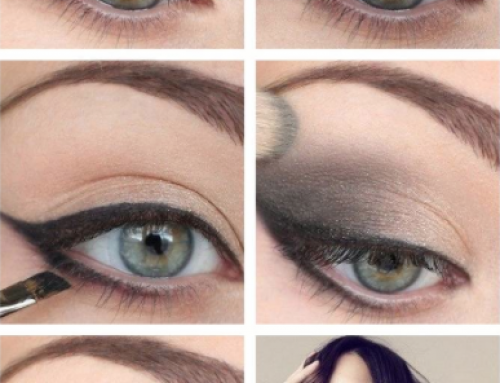 Smokey Eye + Cat Eye Makeup Tutorial