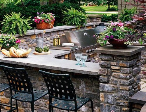 Beautiful Backyard Barbecue